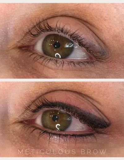 wing eyeliner tattoo
