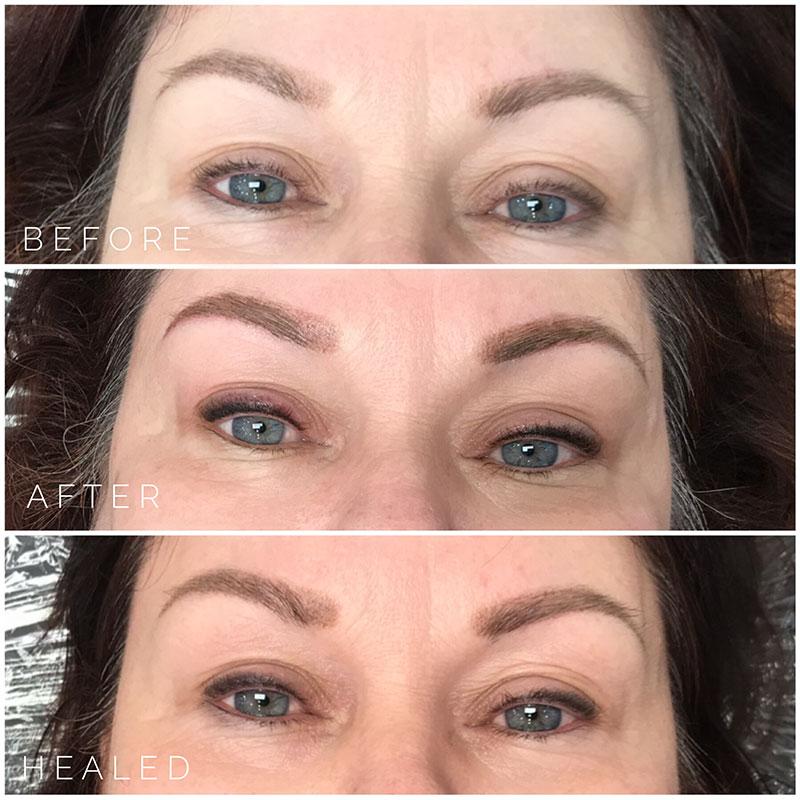 eyeliner-tattoo-process