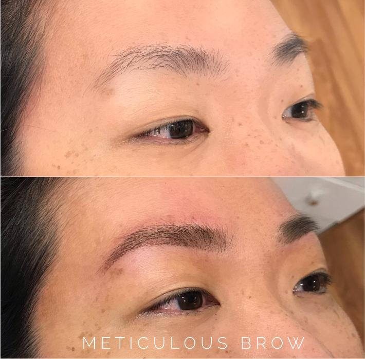 ombre powder brow adelaide